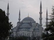 Estambul:  la Mezquita Azul