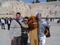 Jerusalén: el muro de las lamentaciones