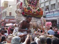 Brahman en Chennai