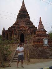 Más Templos en Myanmar