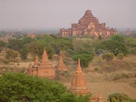 Vistas de Bagan