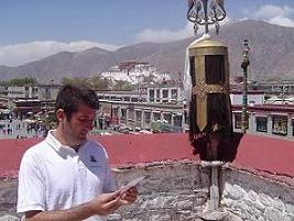 En Lhassa (Tíbet)