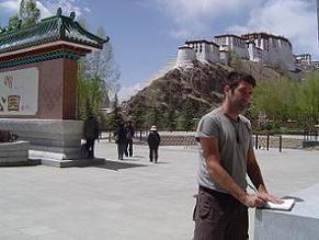 Potala, el palacio del Dalai Lama